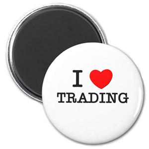 I Love Trading Badge